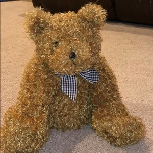 EUC Melissa and Doug Brown Teddy Bear